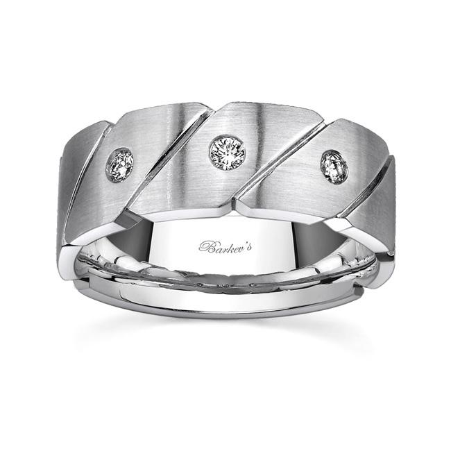 Diamond Wedding Band 8039G