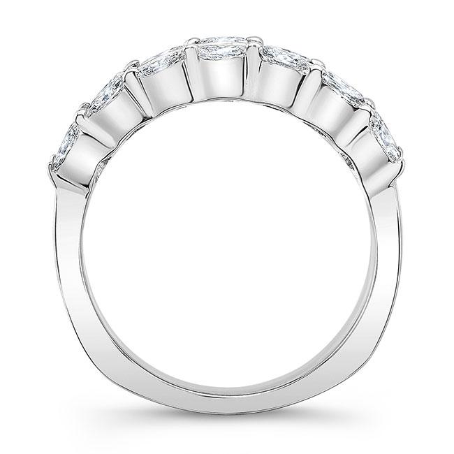 Diamond Wedding Band 8068L Image 2