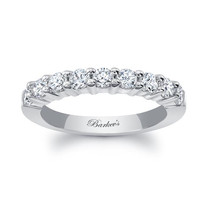 Diamond Wedding Band 8154W Image 1
