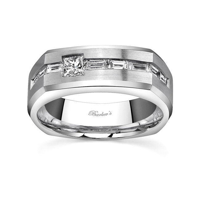 Diamond Wedding Band MP1769G